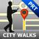 Pretoria Map and Walks, Full Version