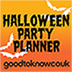 Halloween Recipes & Party Planner